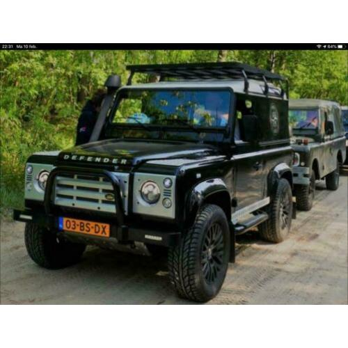 Land Rover Defender 90 TD5 2005. Topstaat-Airco-Youngtimer!