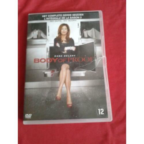 body of proof seizoen 3