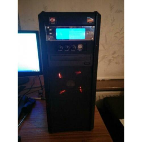 game pc/OCTACORE 4ghz/8GB ddr3 2000mhz/500gb ssd/7850 2gb