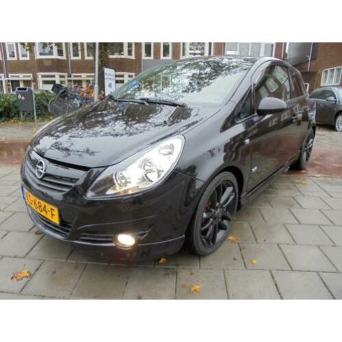 Opel Corsa 1.4-16V opc uitvoering ! airco 107 dkm!