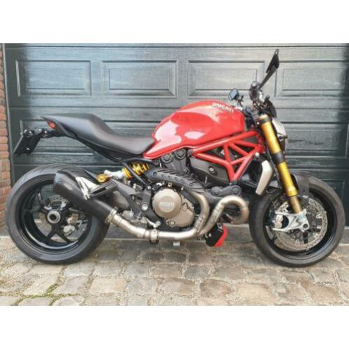 Ducati MONSTER 1200S ABS 1200 S Safety Pack ALS NIEUW