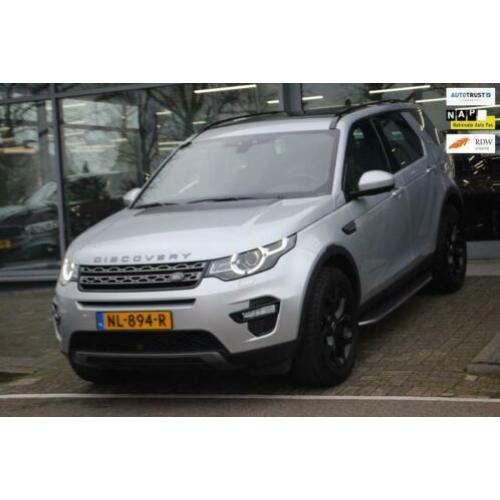 Land Rover Discovery Sport 2.0 TD4 HSE Luxury 1E EIG. LEDER