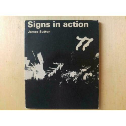 Signs in Action - James Sutton (1965)