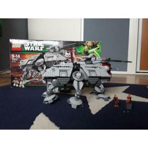 Lego starwars AT-TE 75019