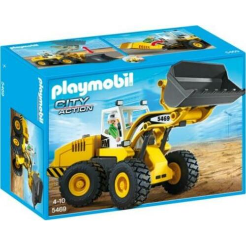 Playmobil City action 5469/70/71/72