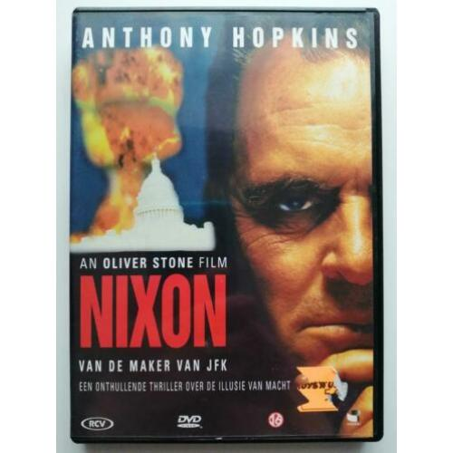 DVD - Nixon ( Oliver Stone ) Anthony Hopkins