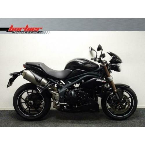 Hele strakke Triumph SPEED TRIPLE (bj 2010)