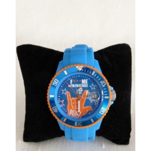 Blue Ice-Watch FMIF Summer Boo Limited Edition horloge
