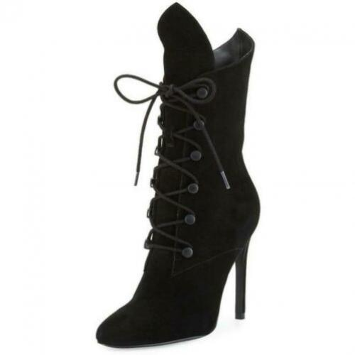 Kendall & Kylie boots suede