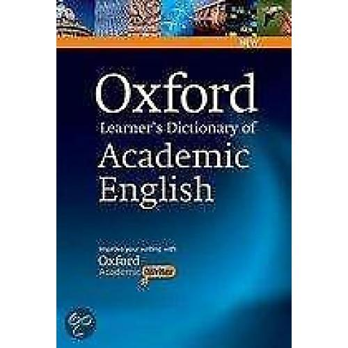 Oxford Learner\\\\\\\s Dictionary of Academic 9780194333504