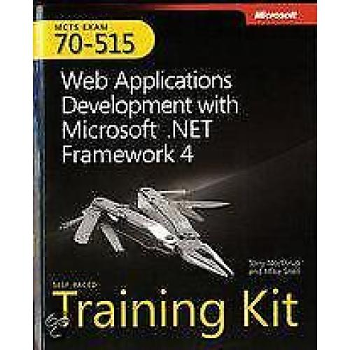 Web Applications Development With Microsoft .N 9780735627406